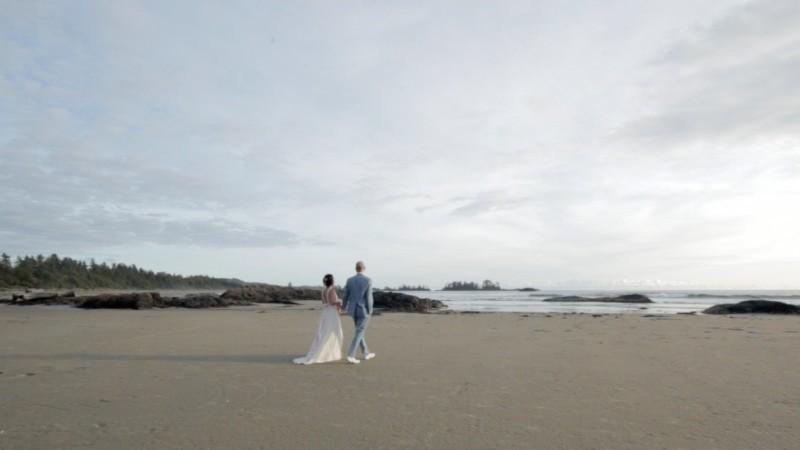 Danon & Adrienne – Shell Beach